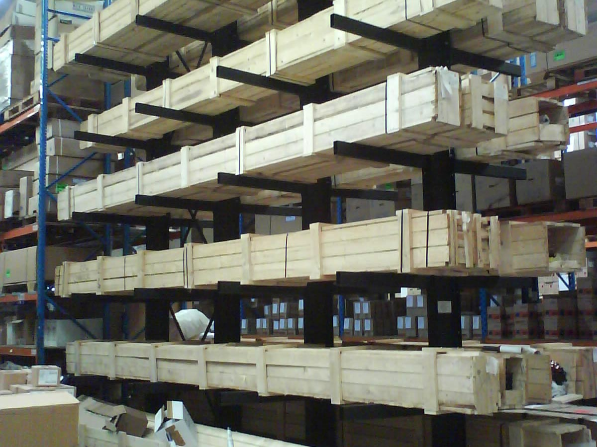 Spartan-Products_Cantilever Racking L10
