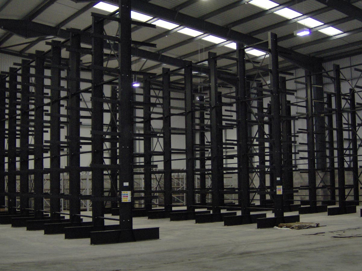 Spartan-Products_Cantilever Racking L11