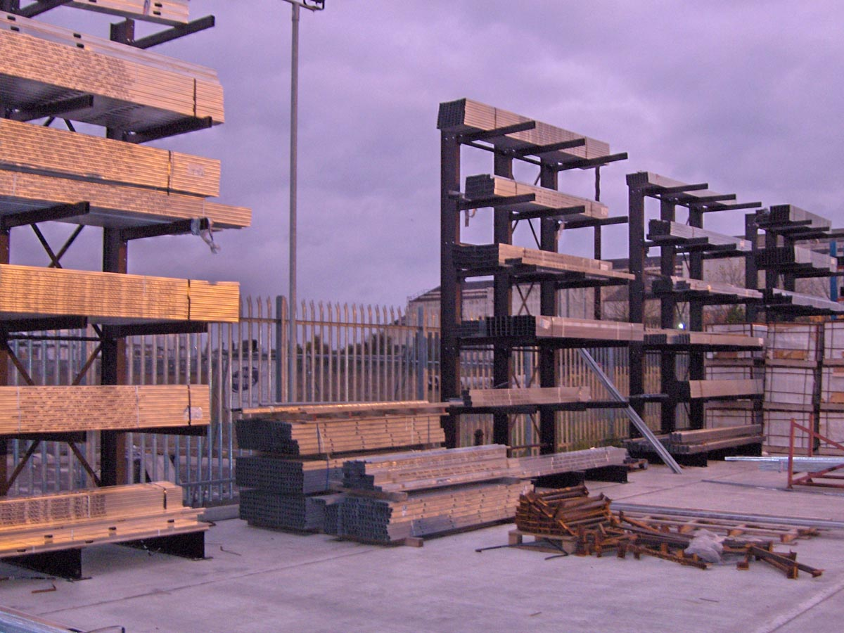 Spartan-Products_Cantilever Racking L12