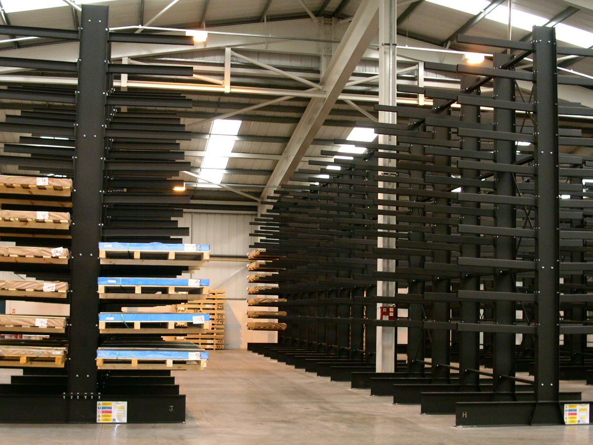 Spartan-Products_Cantilever Racking L3