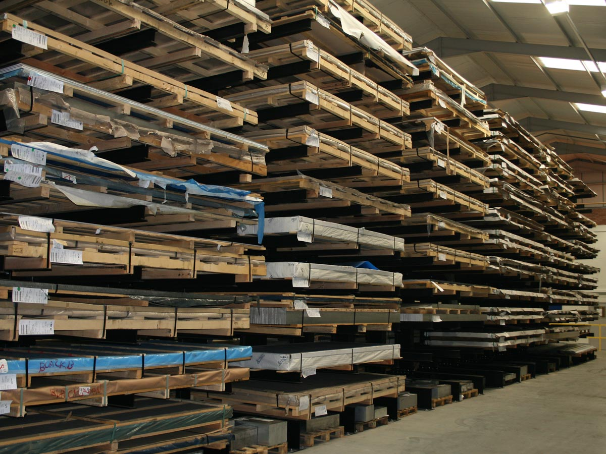 Spartan-Products_Cantilever Racking L7