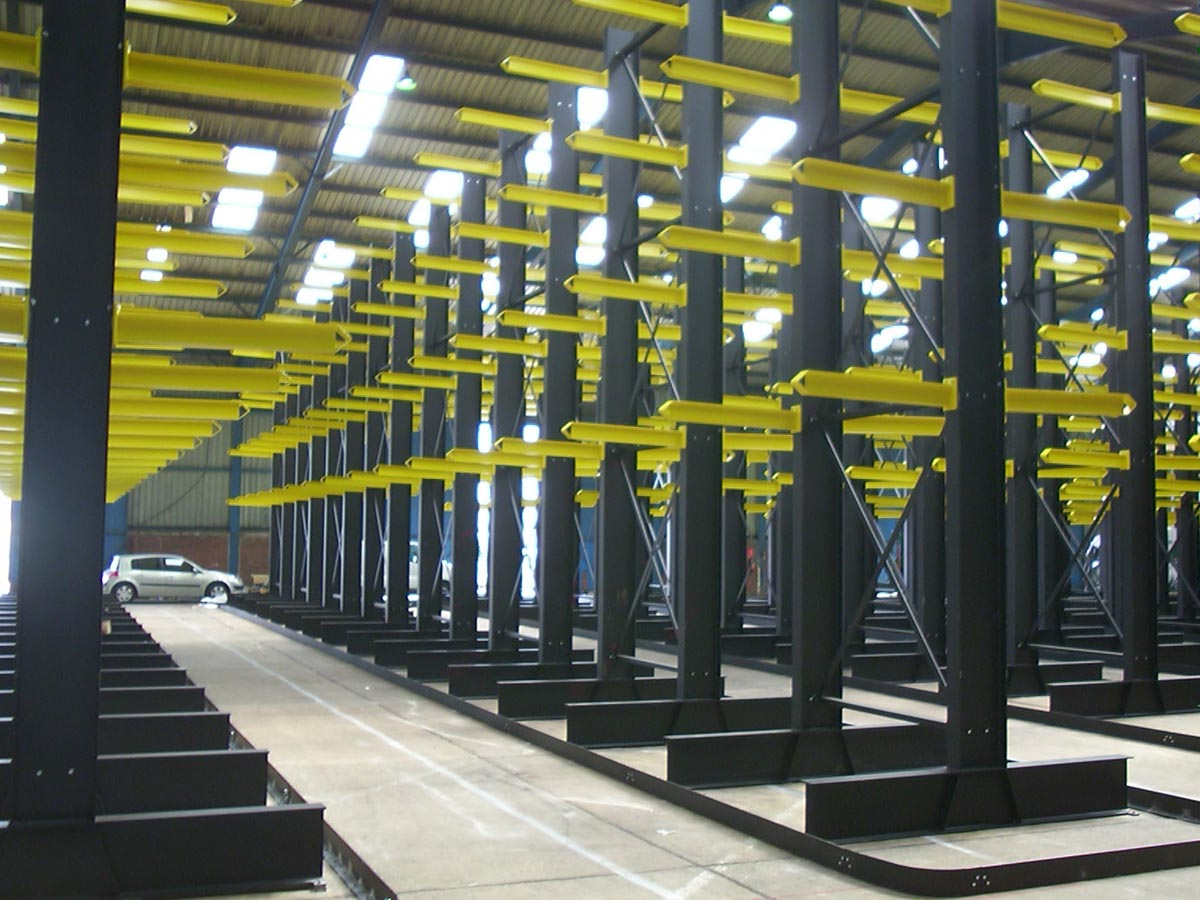 Spartan-Products_Cantilever Racking L8