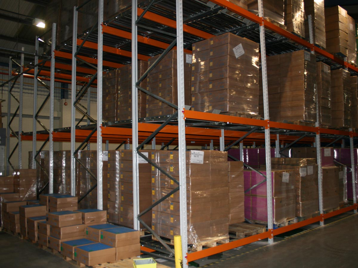 Spartan-Products_Pallet Racking L1