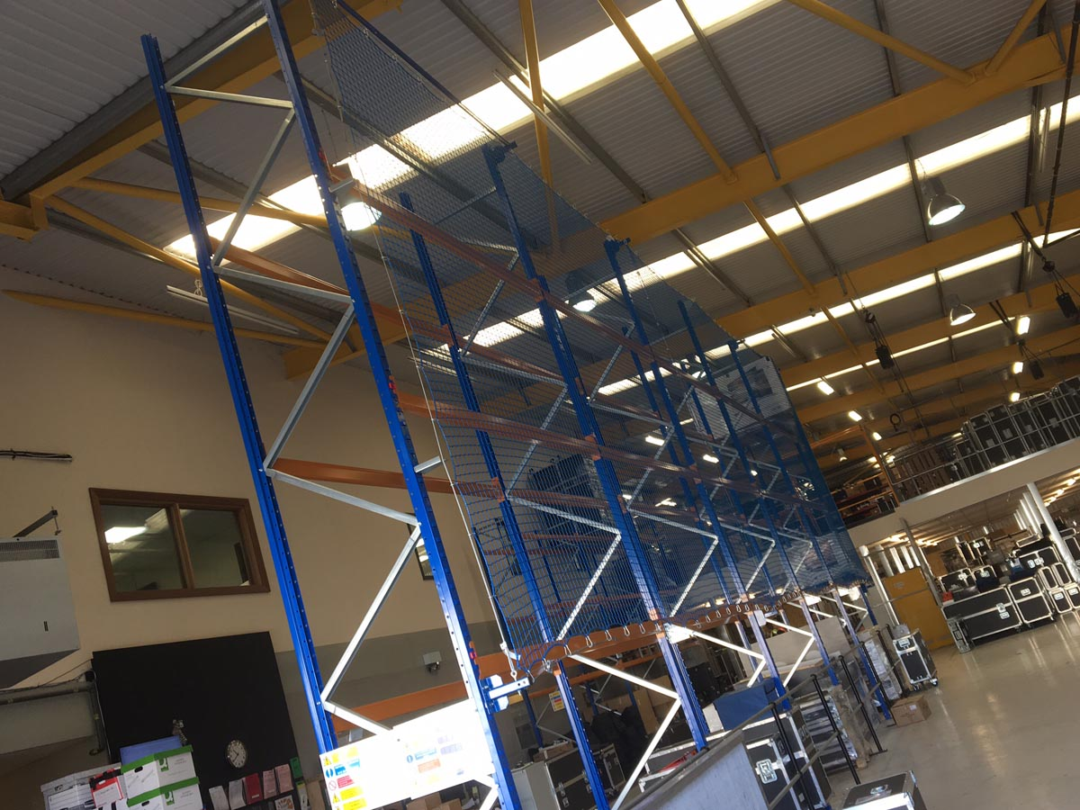 Spartan-Products_Pallet Racking L10