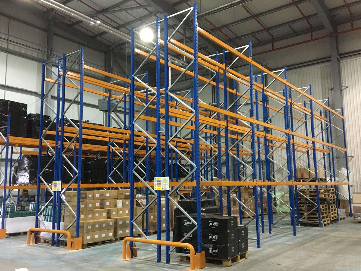 Spartan-Products_Pallet Racking L11