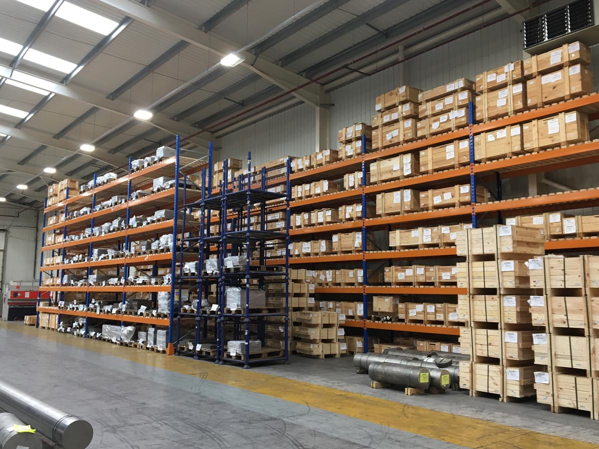 Spartan-Products_Pallet Racking L12