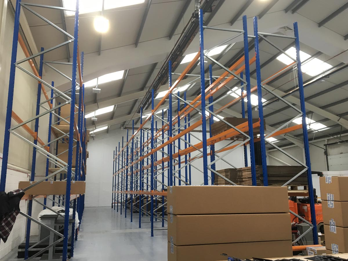 Spartan-Products_Pallet Racking L13