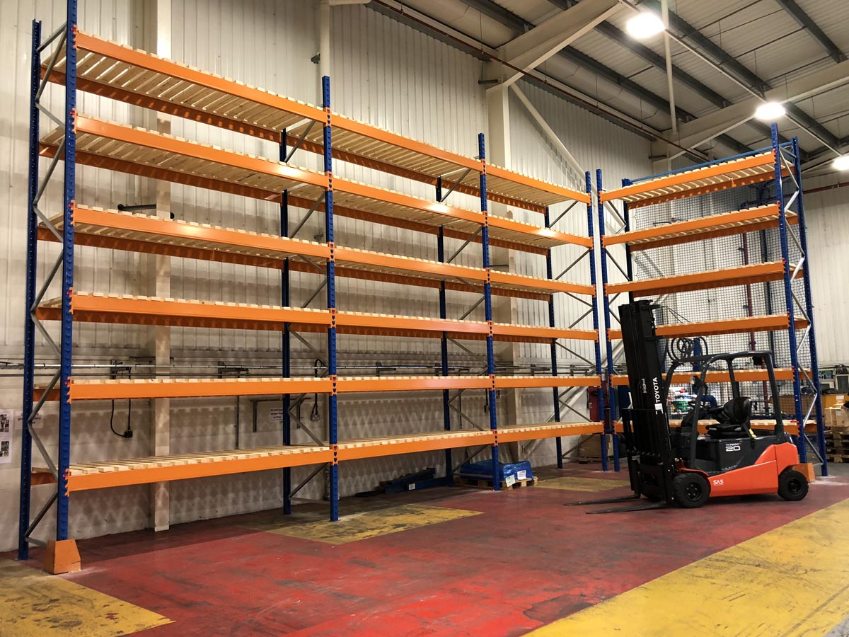Spartan-Products_Pallet Racking L14