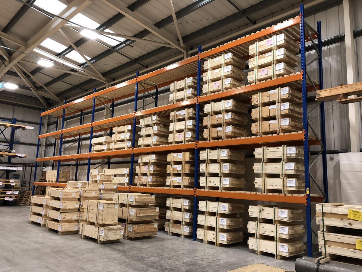 Spartan-Products_Pallet Racking L15