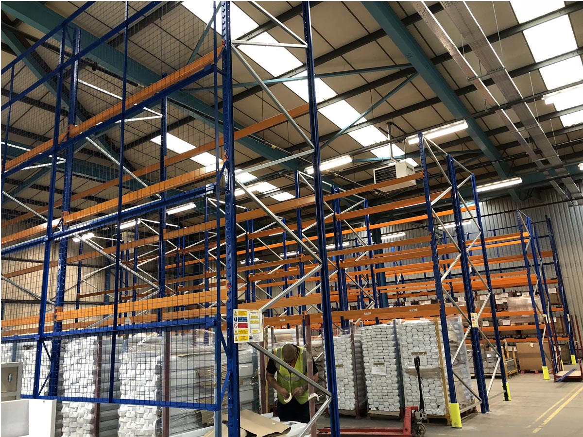 Spartan-Products_Pallet Racking L16