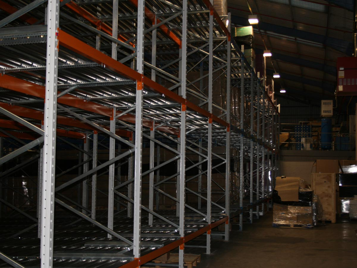 Spartan-Products_Pallet Racking L2