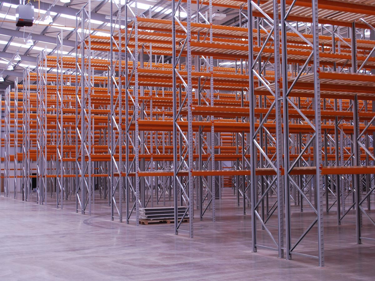 Spartan-Products_Pallet Racking L3