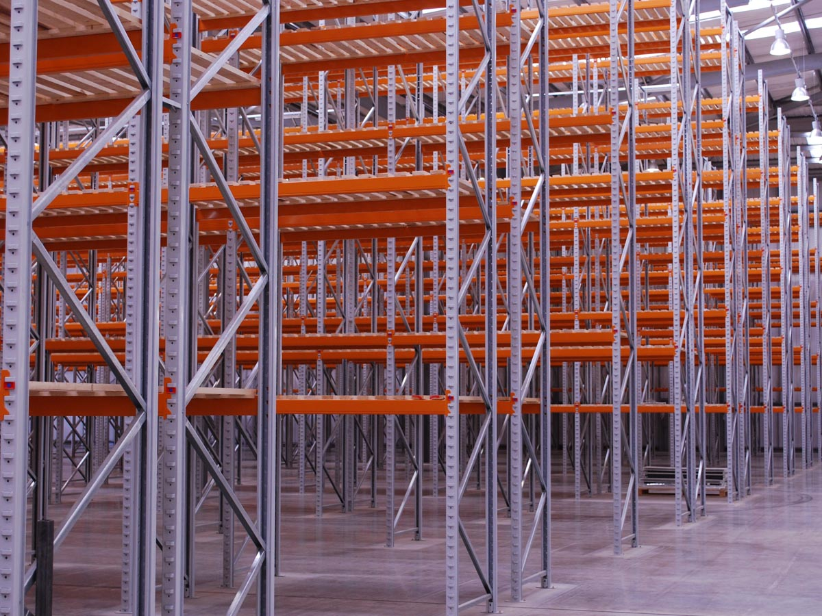 Spartan-Products_Pallet Racking L4