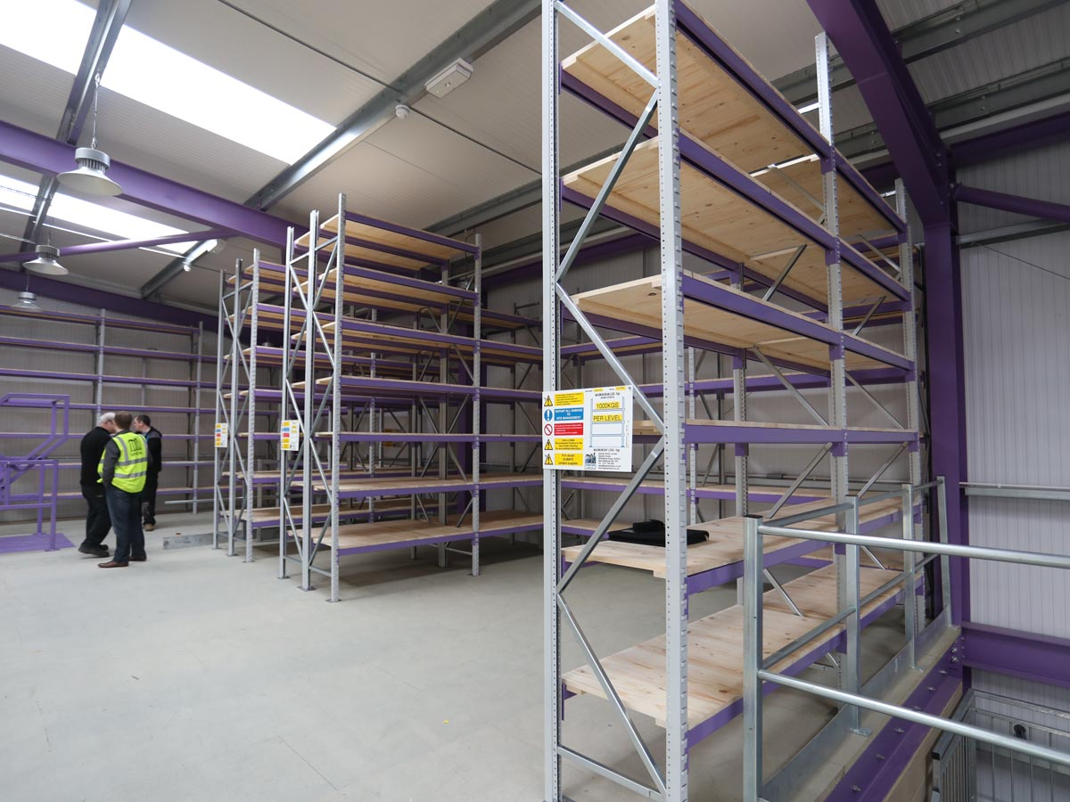 Spartan-Products_Pallet Racking L41