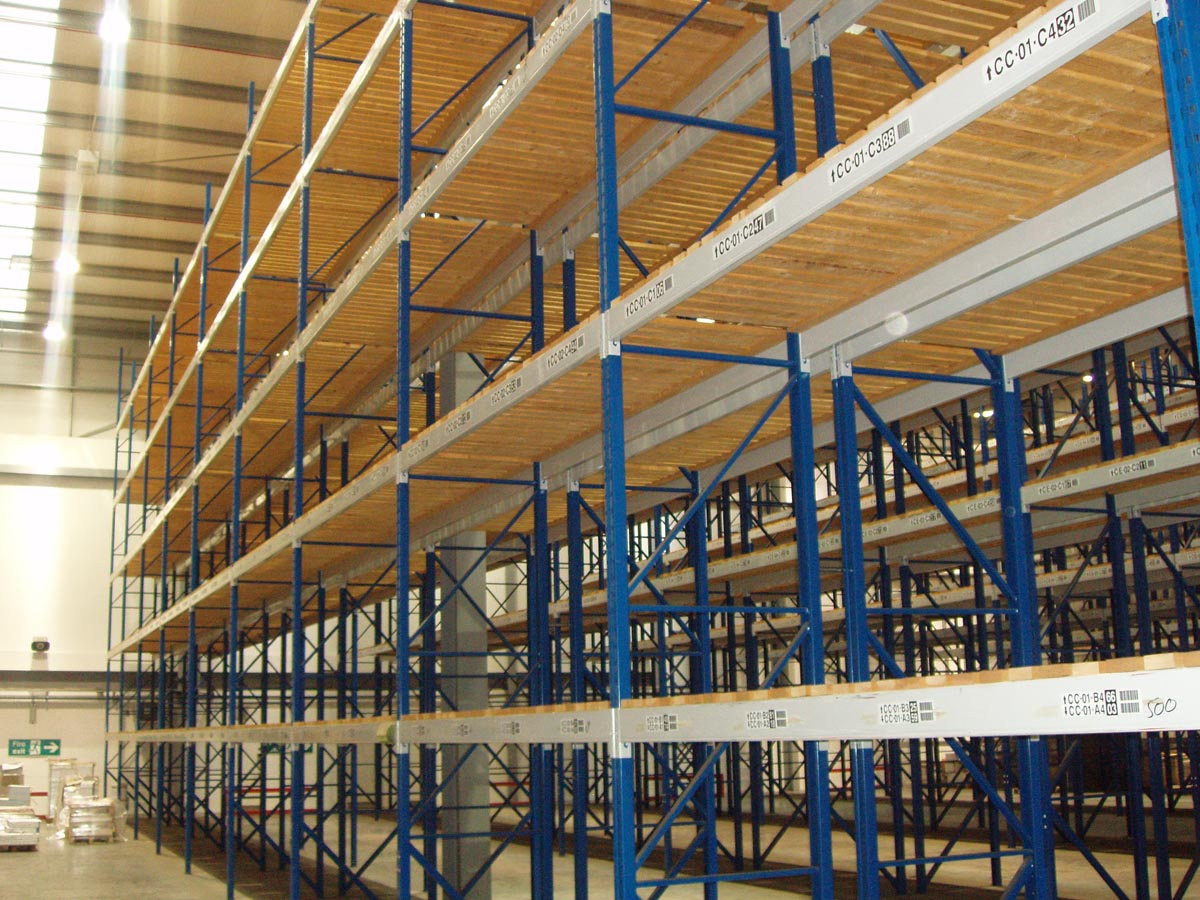 Spartan-Products_Pallet Racking L5