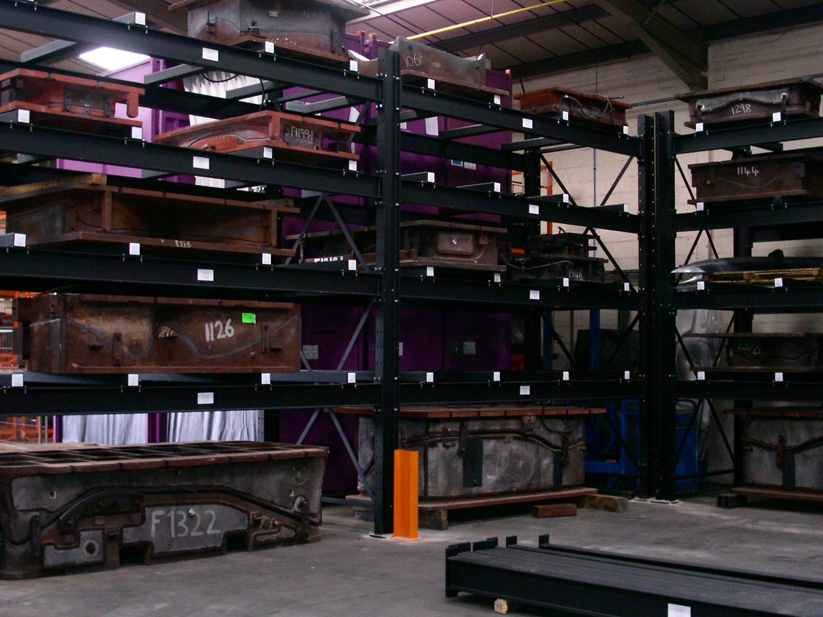 Spartan-Products_Pallet Racking L6