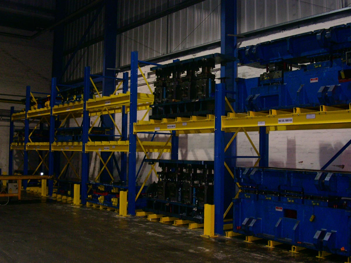 Spartan-Products_Pallet Racking L7