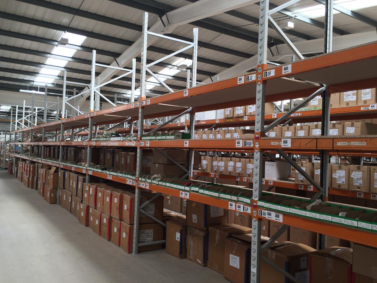 Spartan-Products_Pallet Racking L8