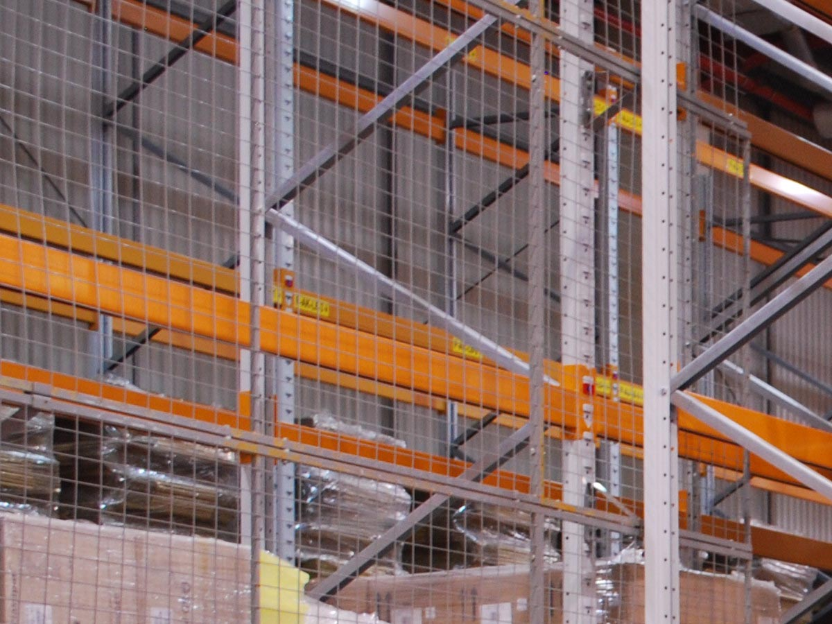 Spartan-Products_Wide Aisle Pallet Racking L2