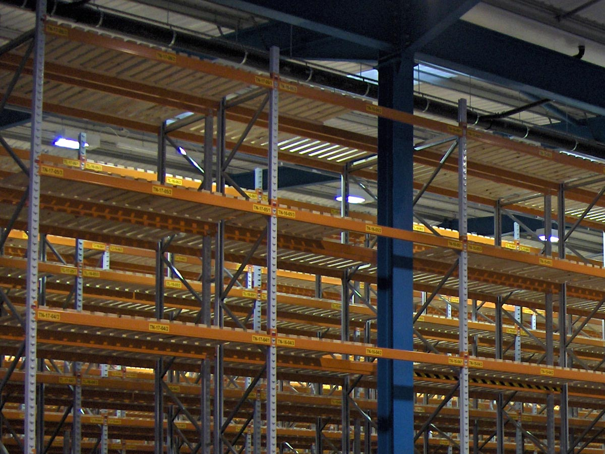 Spartan-Products_Wide Aisle Pallet Racking L5