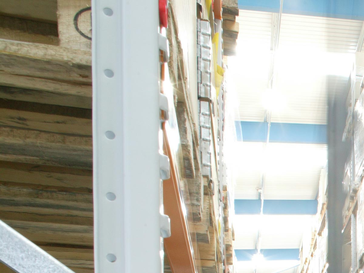 Spartan-Products_Wide Aisle Pallet Racking L7