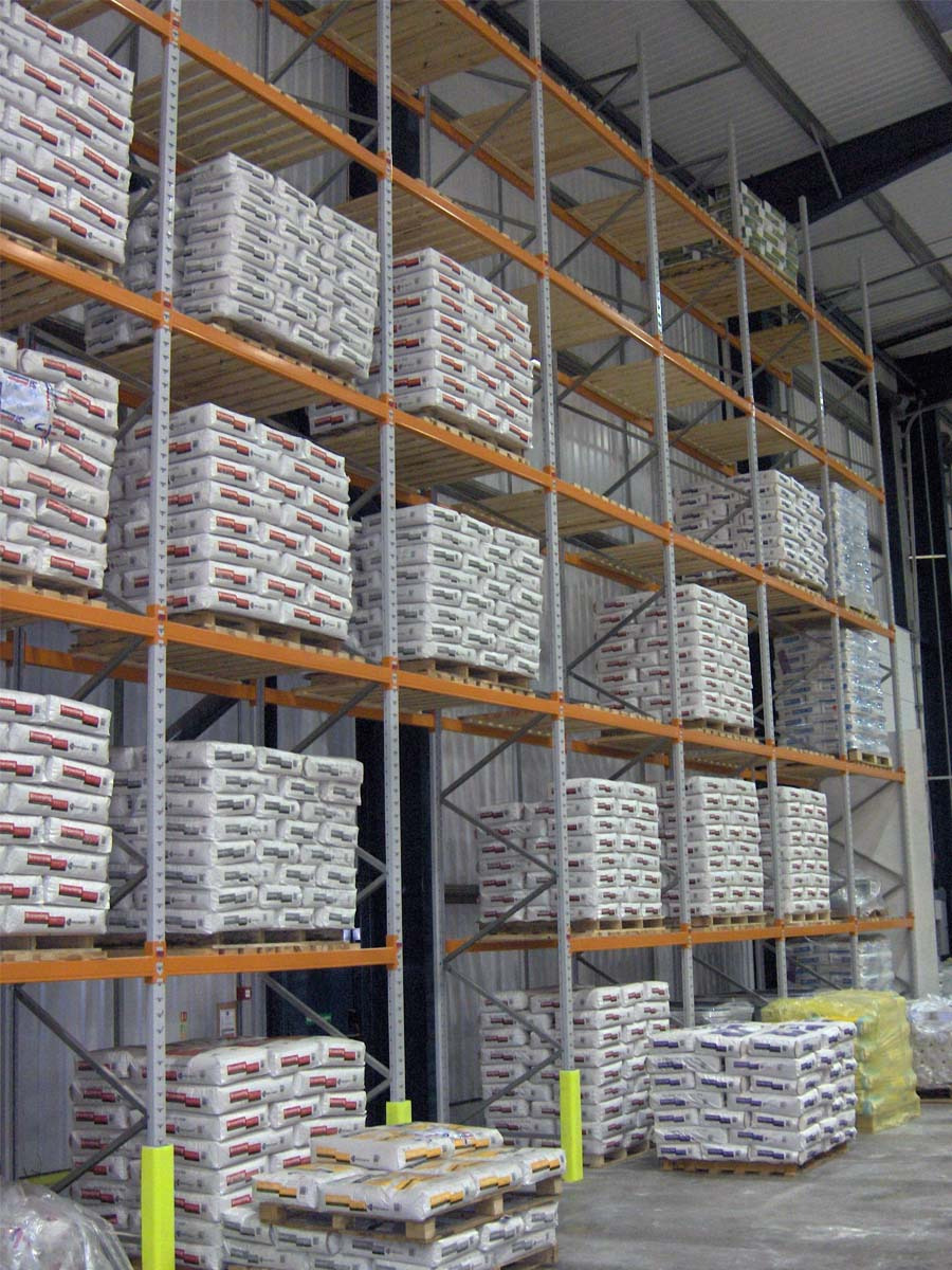 Spartan-Products_Wide Aisle Pallet Racking P5